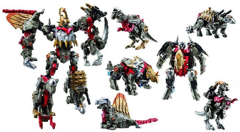 GrimstoneDinobots
